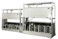 Vollautomatischer Prägeautomat zum Prägen von Profilstangen aller Art