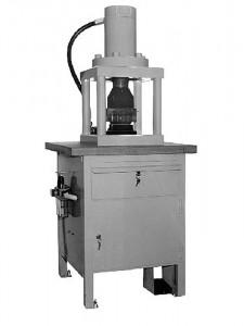 Hochleistungs - Prägepresse, Druckkraft bis zu 120 Tonnen