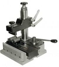 Handprägemaschine zur Prägung runder Stahlteile von 8-100 mm Durchmesser