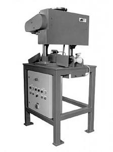 Signiermaschine zur fortlaufenden Kennzeichnung diverser Rohrstücke