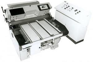 Stempelmaschine zur schnellen und flexiblen Kennzeichnung von Schweißdrähten