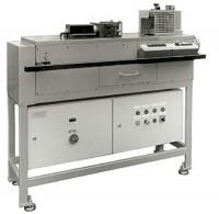 Halbautomatische Markiermaschine zur Prägung zylindrischer Teile