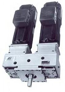 Doppelantrieb
