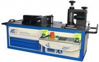 Prägemaschine zum Kennzeichnen zylindrischer Metallteile